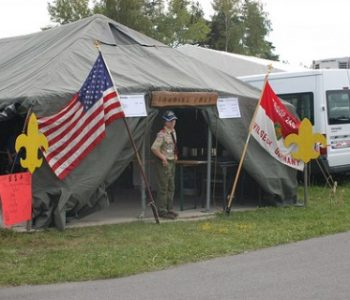 USAG Grafenwoehr Army Base in Grafenwoehr, Germany