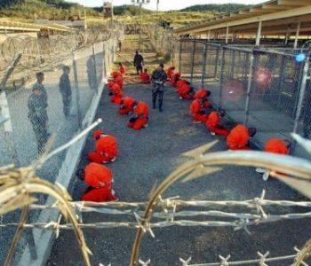 Guantanamo Naval Base in Guantanamo, CUBA