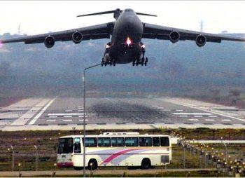 Incirlik Air Base in Incirlik, Turkey