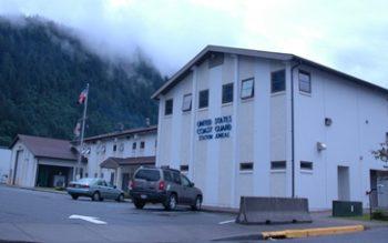 Uscg Juneau Coast Guard Base in Juneau, AK