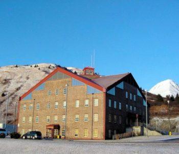 ISC Kodiak Coast Guard Base in Kodiak Island, AK