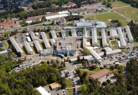 Landstuhl Medical Center Army In Landstuhl Germany - Us military bases germany map
