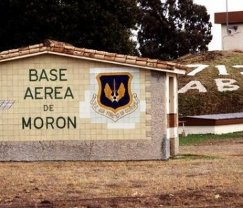 Moron Air Force Base Moron De La Frontera, SPAIN
