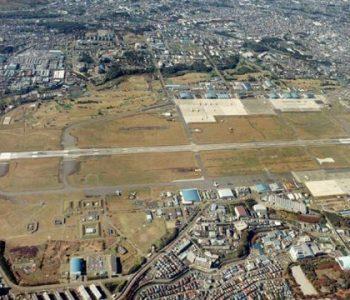 Naval Air Facility Atsugi Navy Base in Kanagawa, Japan