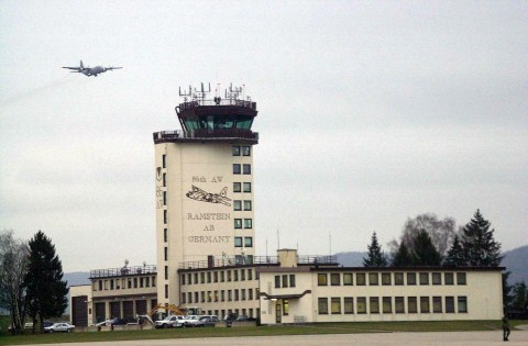 Ramstein Air Force Base In Kaiserslautern Germany Military Bases