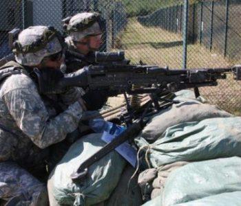 USAG Schweinfurt Army Base in Schweinfurt, Germany