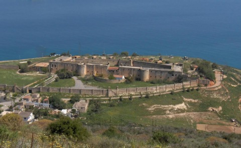 Nsa Souda Bay Naval Base In Souday Bay Greece Militarybases Com