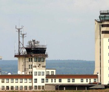 Spangdahlem Air Force Base in Trier, Germany
