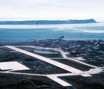 Thule Air Force Base in Thule, GREENLAND