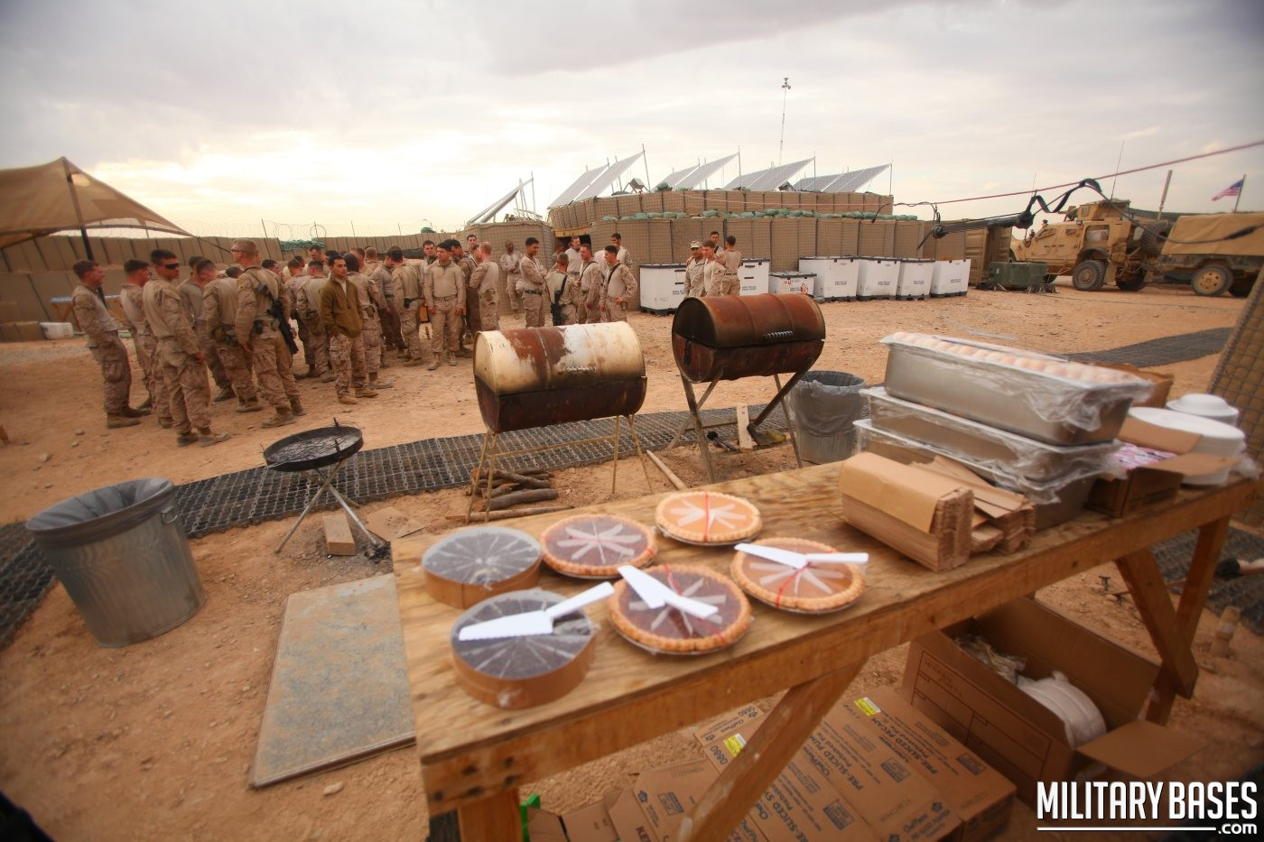 Photos Of Camp Leatherneck Marine In Helmand Province Afghanistan
