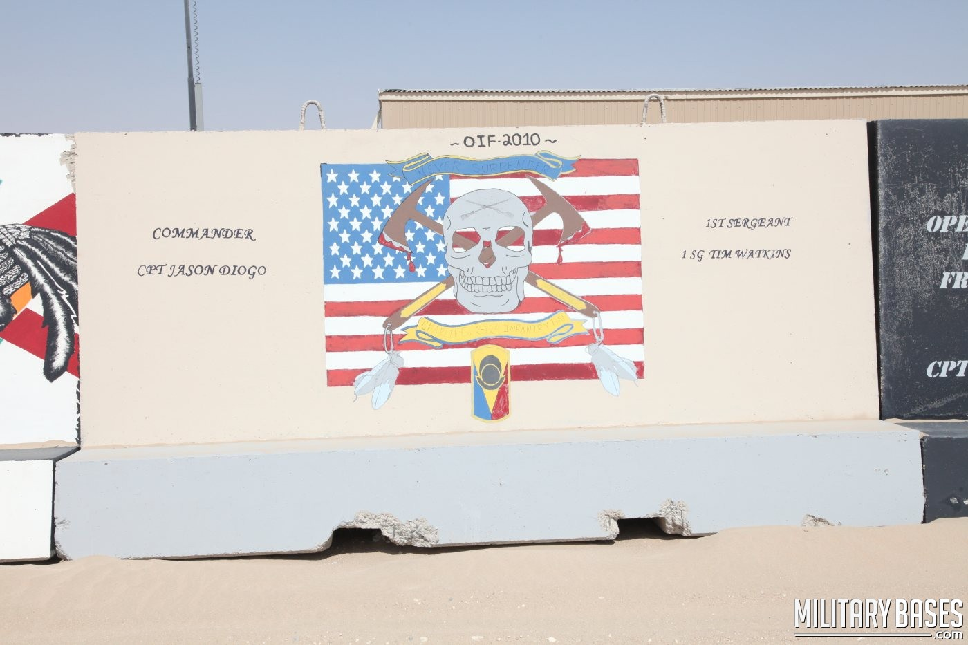 Photos Of Camp Virginia Army Base In Al Jahra Kuwait