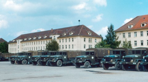Marines stationed in germany