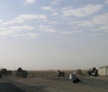FOB Sykes Army Base