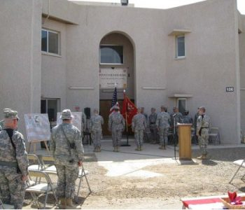 Camp Taji Joint Operations Base in Taji, Iraq