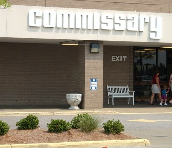 The Commissary and the Post Exchange