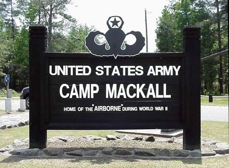 Camp Mackall