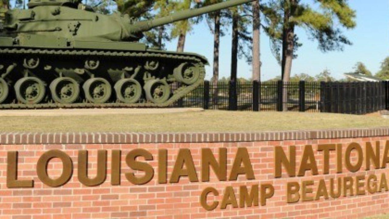 Camp Beauregard Army Base in Pineville, LA | MilitaryBases com