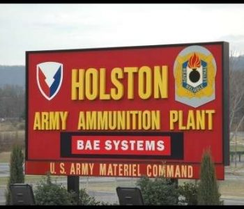 Holston Army Plant Army Base in Kingsport, TN
