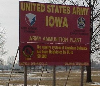 Iowa Army Plant Army Base