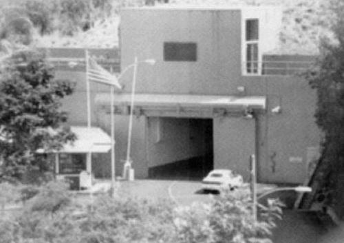 Kunia Field Station Navy Base in Oahu