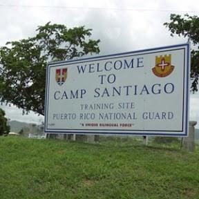 Camp Santiago Army Base
