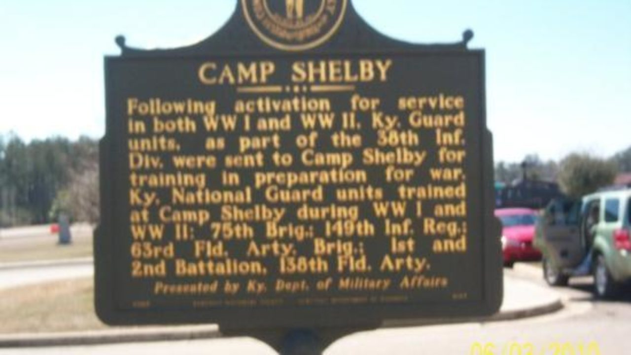 Camp Shelby Army Base in Hattiesburg, MS | MilitaryBases com