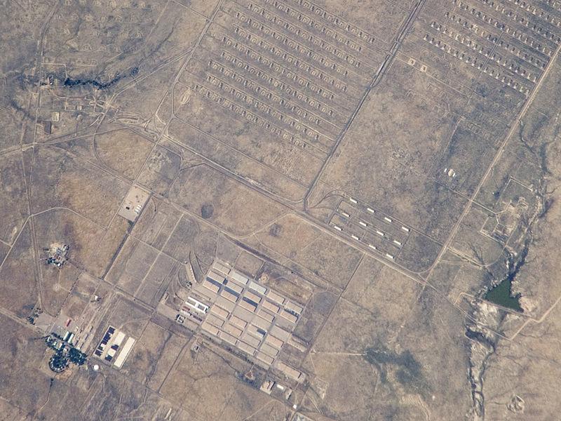Pueblo Chemical Depot Army Base in Pueblo, CO