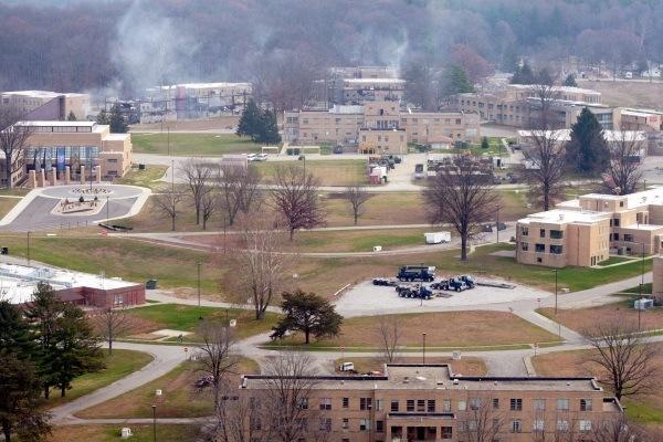 Virginia Military Bases MilitaryBasescom US Military Bases - Map of us army bases in virginia