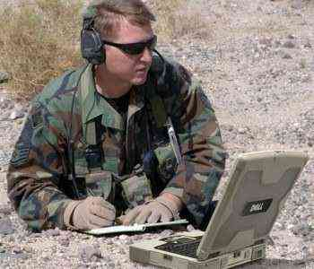 Rugged Devices Lead The Way For The US Military