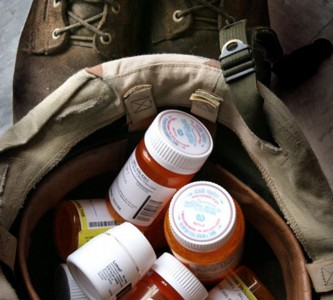 Substance Abuse in Veterans and Active-Duty Personnel