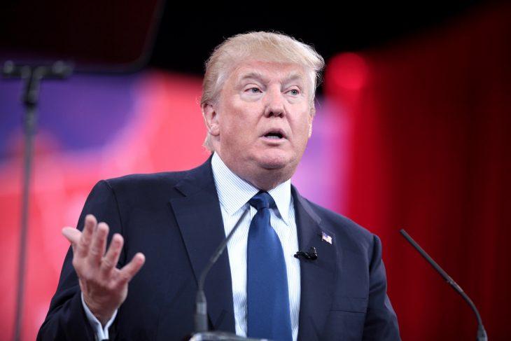 Trump Yells Losers After Ariana Grande attack