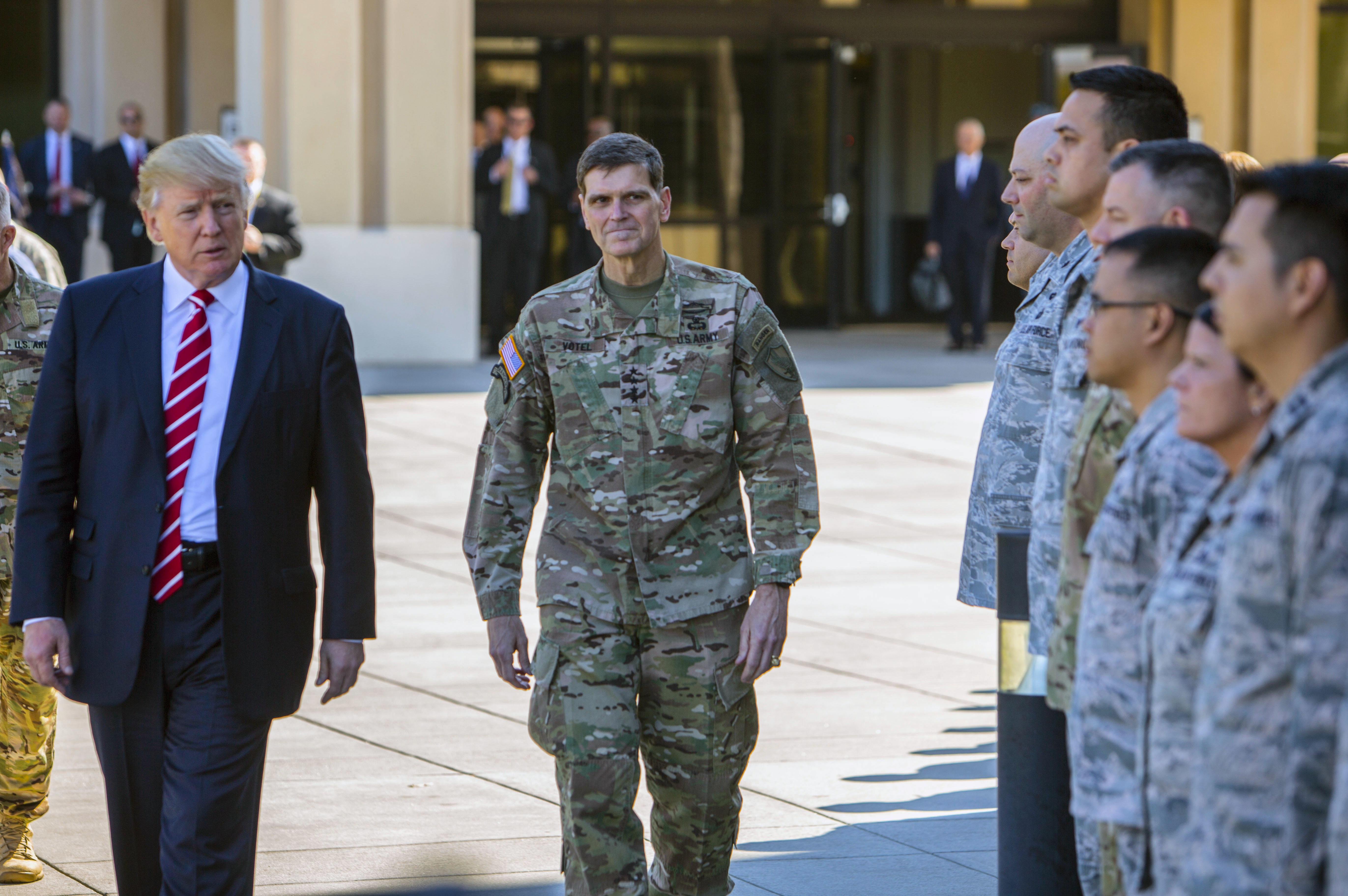Trump Fails at Picking Army Secretary Again