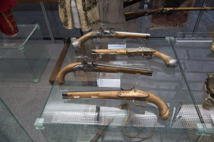 The Army Has had 240 years to enhance their sidearms.