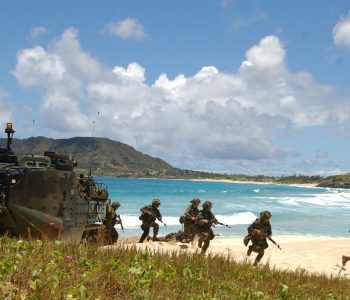 Hawaii Military Bases Prepare For Missile Attack By North Korea