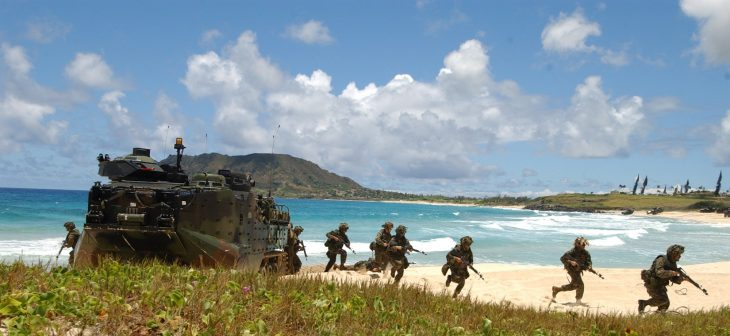 Hawaii military bases ready themselves for an attack by North Korea
