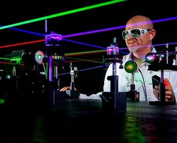 US Navy's Drone-Killing Laser Witnessed First Hand