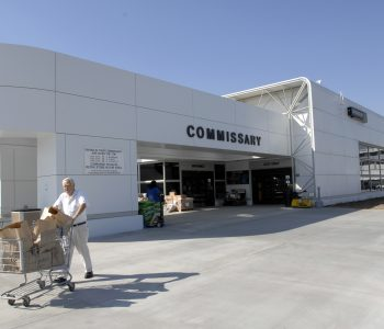 Los Angeles AFB Commissary