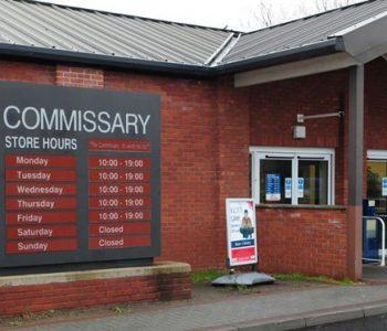Mildenhall Commissary