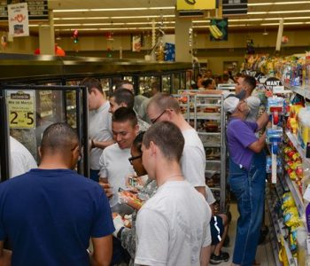 Sheppard AFB Commissary