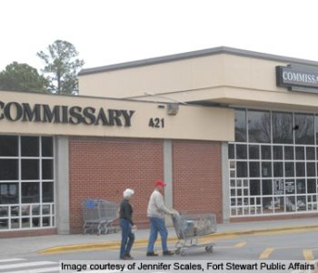 Hunter AAF Commissary
