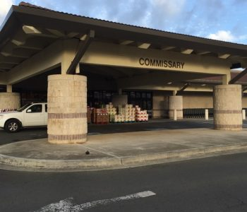 Kaneohe Bay MCBH Commissary