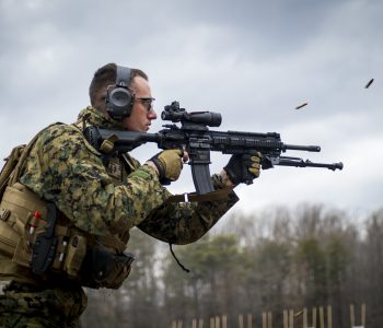 The Marine Corps Begins Adoption of the IAR M27 Rifle