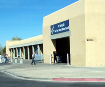 Kirtland AFB Commissary