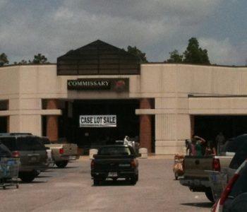 Pensacola NAS Commissary