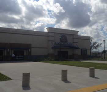 New Orleans NAS JRB Commissary