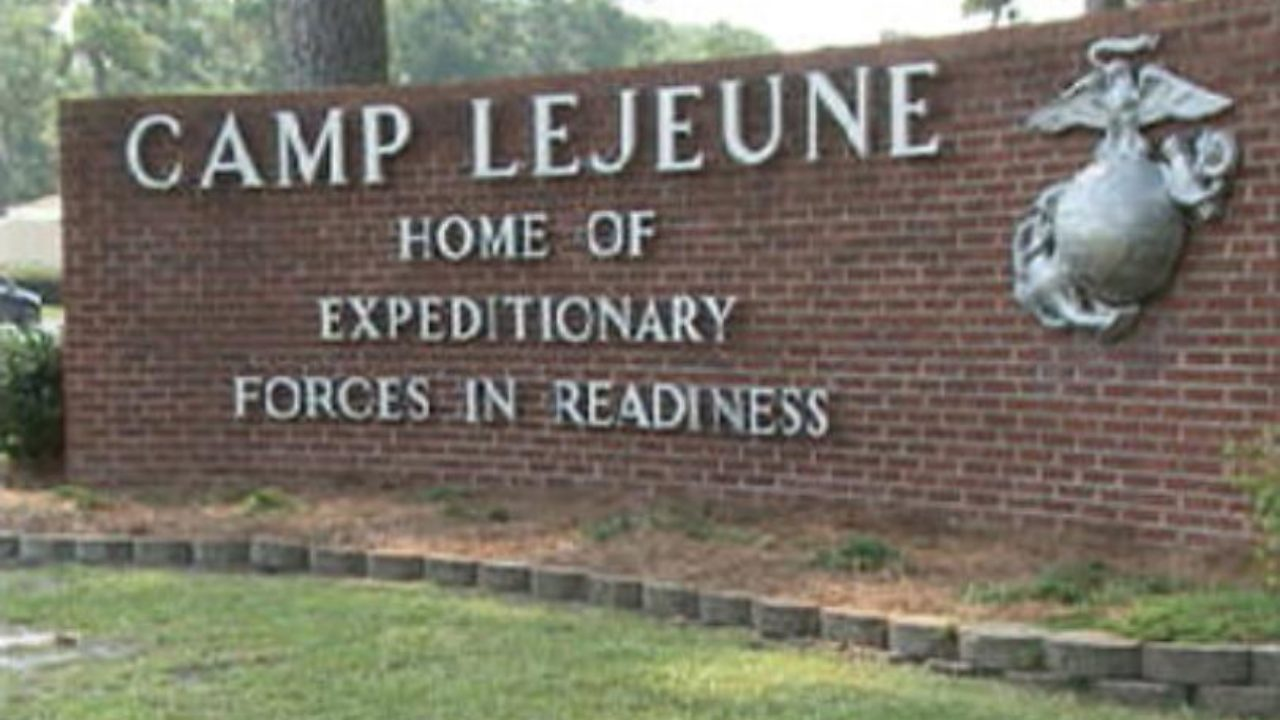 Camp Lejeune Marine Corps Base in Jacksonville, NC
