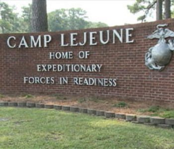 Camp Lejeune Marine Corps Base in Onslow County, Jacksonville NC