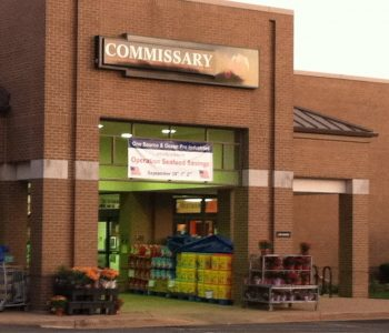Fort Myer Commissary