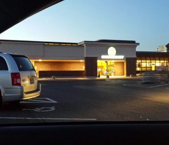 McGuire AFB Commissary