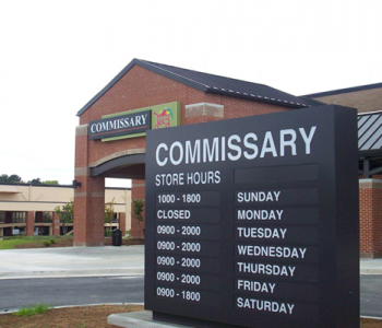 Robins AFB Commissary